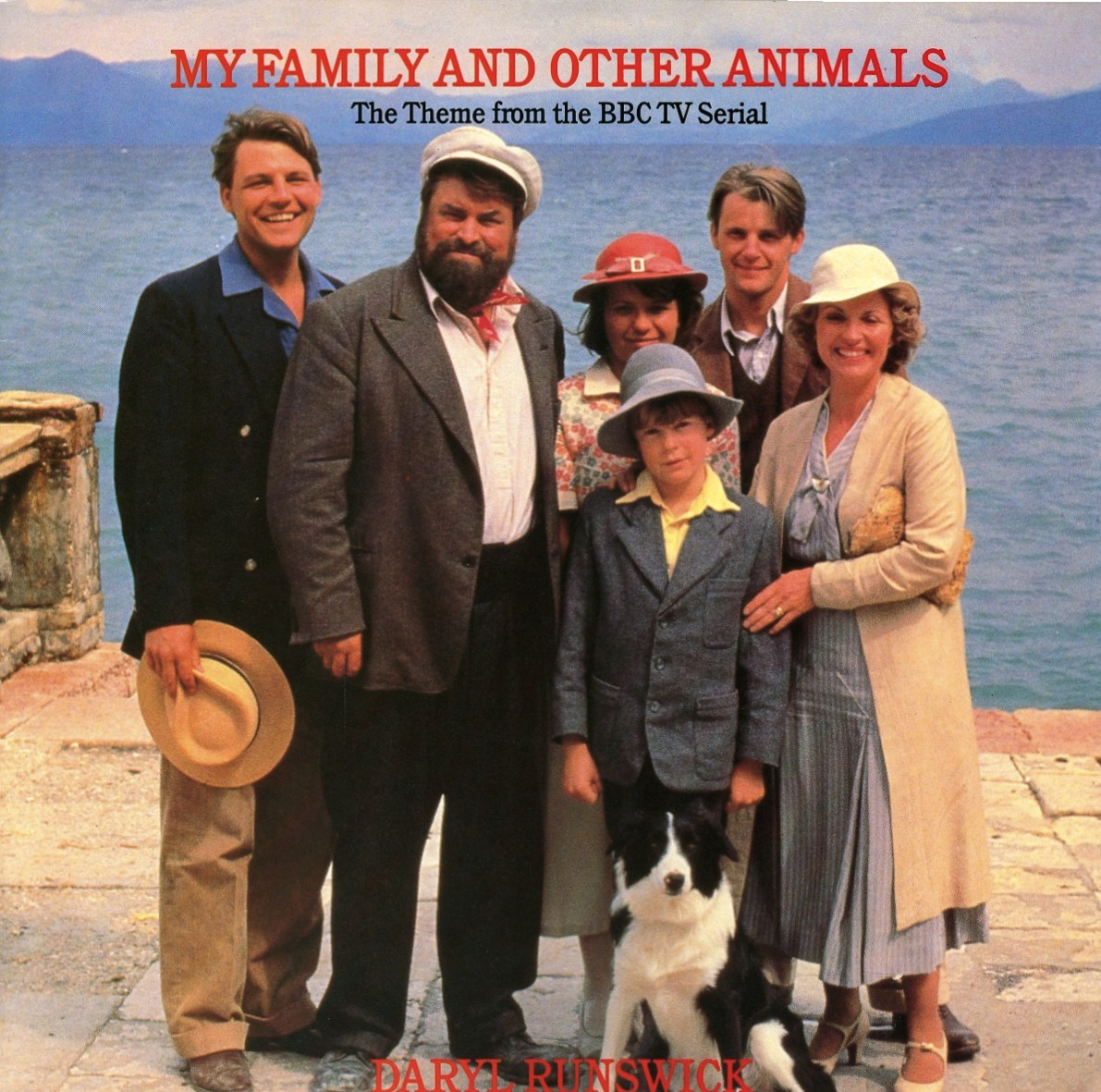 my family and other animals resumen: